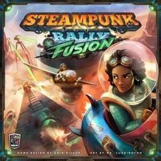 Thumbnail van een extra afbeelding van het spel Steampunk Rally Fusion (EN)