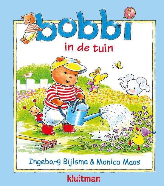 Boek cover Bobbi in de tuin van Ingeborg Bijlsma (Hardcover)