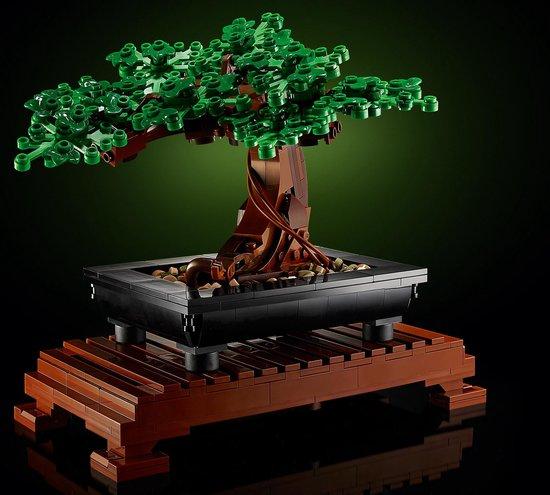 LEGO Creator Expert Bonsaiboompje - 10281