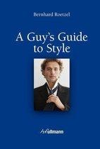 Boek cover Guys Guide to Style van Bernhard Roetzel
