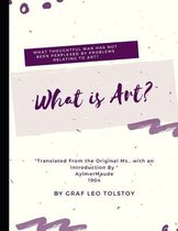 Boek cover What Is Art? van