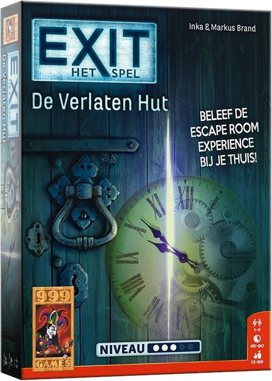 EXIT - De Verlaten Hut Breinbreker