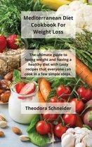 Mediterranean Diet Cookbook For Weight Loss
