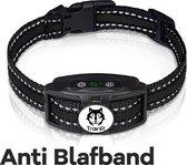 TrainR Anti Blafband - Diervriendelijk - Anti Blaf Apparaat - Zwart - Anti Blaf - Halsband - Hond - Blafband - Trainingshalsband