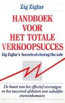 Handboek Voor Het Totale Verkoopsucces