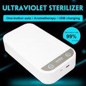 Virus UV Sterilisatie - UV sterilisator - UV box - Desinfectie box