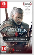 The Witcher 3: The Wild Hunt - Complete Edition - Switch (Frans)