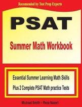 PSAT Summer Math Workbook