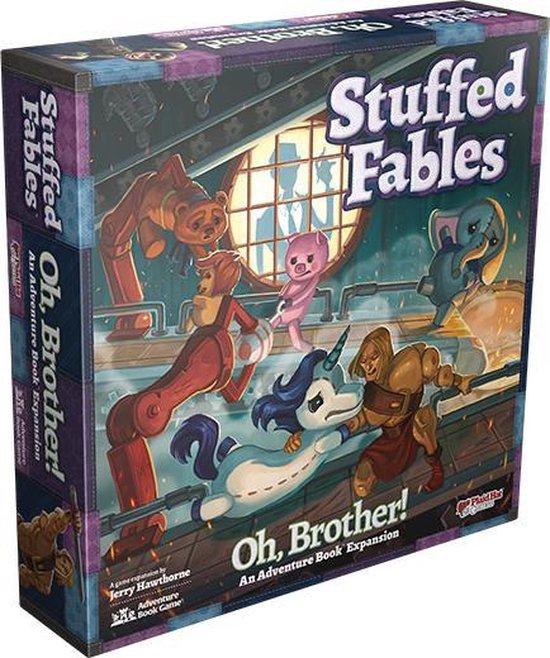 Afbeelding van het spel Stuffed Fables: Oh, Brother (EN)