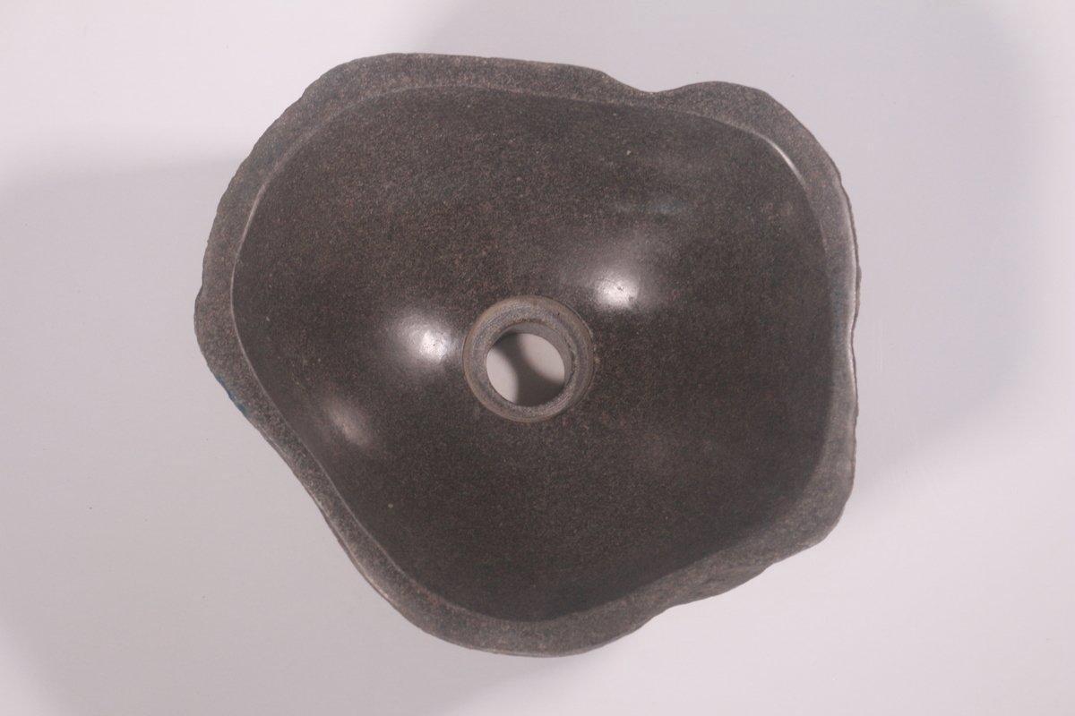 Natuurstenen waskom | DEVI-W21-328 | 28x32x14
