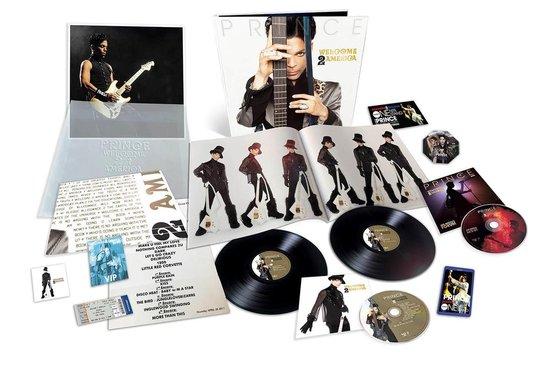Welcome 2 America (CD+Blu ray + 2LP)