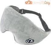 Verzwaard Slaapmasker Mannen & Vrouwen – Verzwaard Oogmasker Migraine - Sleep Mask - Verstelbaar – Wasbaar