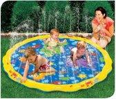 Zwembad - Banzai Sprinkle 'n Splash speelmat