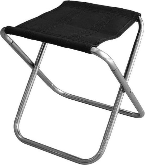 Visstoeltje opvouwbaar campingstoeltje