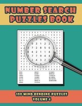 Number Search Puzzles Book