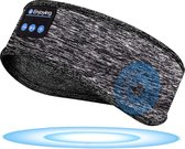SKYX Slaap Koptelefoon met Bluetooth - Slaapmasker met Bluetooth - Hardloop Hoofdband met Ingebouwde Bluetooth Speakers
