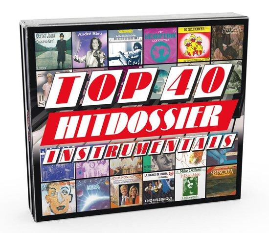 CD cover van Top 40 Hitdossier - Instrument van Top 40