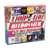 CD cover van Top 40 Hitdossier - Nederpop van Top 40