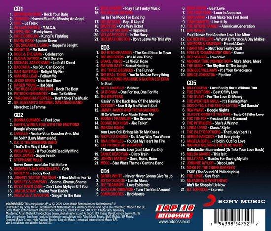 Top 40 Hitdossier - Disco - Top 40