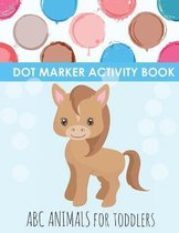 Dot Markers Activity Book