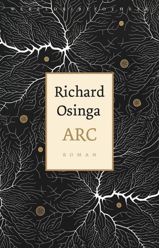 Boek cover Arc van Richard Osinga (Onbekend)