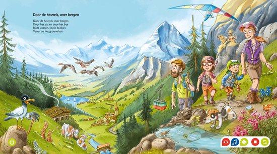 Ravensburger tiptoi® Het Liedjesboek voor onderweg