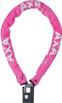 Axa Clinch Kettingslot - 85 cm - Roze