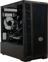 Azerty Gaming Silver eSports AMD - gaming pc