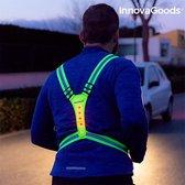Sports LED Reflecterend Hardloopvest - Hardlopen -