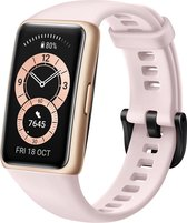Huawei Band 6 - Activity tracker dames - Sakura Pink