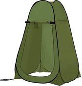 FEDEC Pop-up 1-Persoons Tent - Groen - Omkleden & Douchen - 176 x 92 x 92cm
