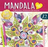 Mandala - Kleuren voor volwassenen - Mandala - Kleuren - Ontspannen - Adult Colouring - Volwassen