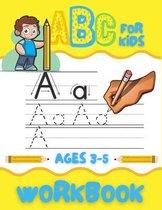 ABC Workbook for Kids