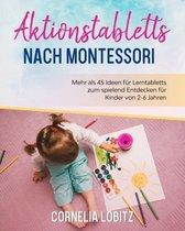 Aktionstabletts nach Montessori