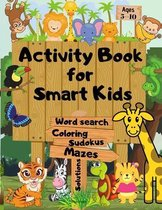 Activity Book for Smart Kids