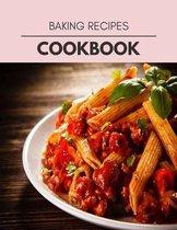 Baking Recipes Cookbook