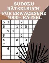 Sudoku Ratselbuch fur Erwachsene 1000+ Ratsel