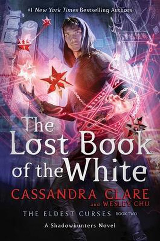 Boek cover The Lost Book of the White van Cassandra Clare (Paperback)