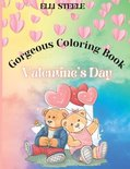 Gorgeous Coloring Book Valentine's Day