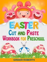 Easter Cut and Paste Workbook for Preschool