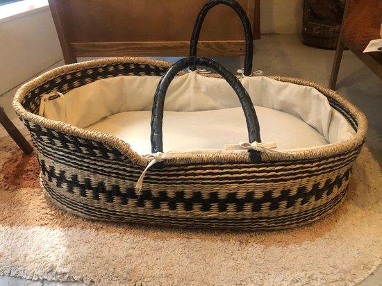 Product: Moses mandje mozes basket wiegje babymandje slaapmandje wieg, van het merk Geen.