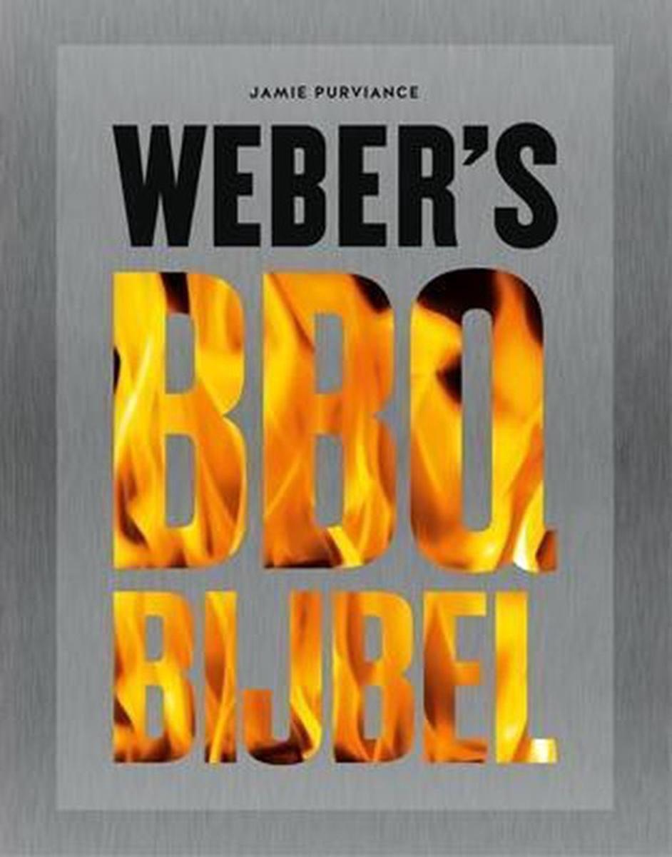 """Weber® Receptenboek """"Weber's BBQ Bijbel"""" (NL)"""