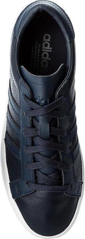 Adidas Courtvantage Sneakers - Dames - Donkerblauw - Maat 37 1/3