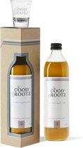 GOOD ROOTZ - A Mindful Drink - 100% biologisch & vegan multi-toepasbaar concentraat - 7 krachtige wortelsoorten!