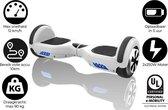 """Denver HBO-6620White - 6.5"""" hoverboard - Wit"""
