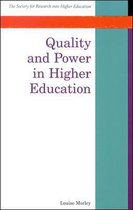 Quality And Power In Higher Education