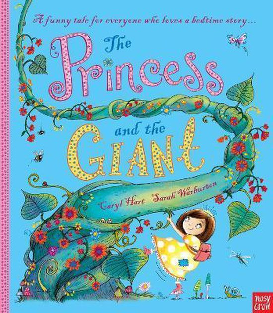 Omslag van The Princess and the Giant