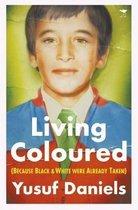 Omslag Living Coloured