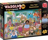 Wasgij Original 36 Goede Voornemens! puzzel - 1000 stukjes