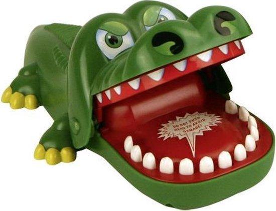 Afbeelding van het spel Spel Bijtende Krokodil - Speelgoed - Spellen